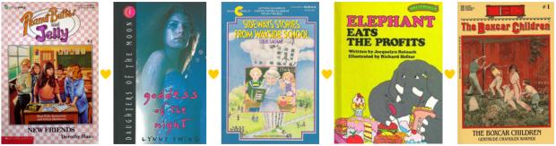 Childhood Books 2