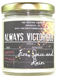 Always Victorious Candle